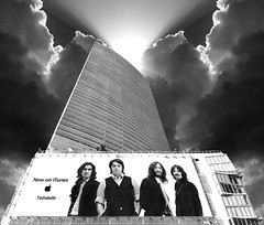 Now On Apple's iTunes: The Beatles! (Biscayne, Miami, Florida, USA) photo by Tomasito.!