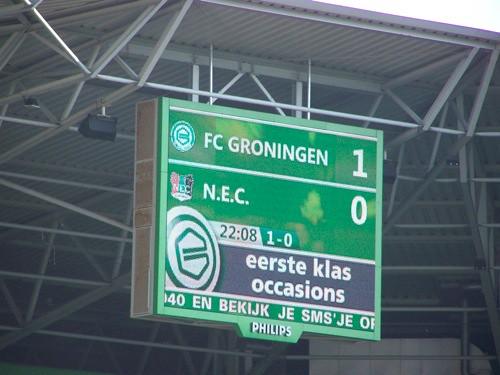 5652679111 a09839cca6 FC Groningen   NEC 3 1, 24 april 2011