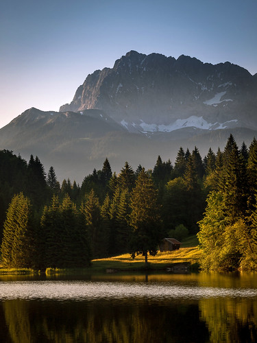 Karwendel photo by Maximilian Zimmermann