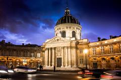 Institut de France | Paris [EXPLORE 2014-06-14] photo by Quentin Douchet