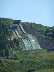 Olympic Park in Park City, Utah