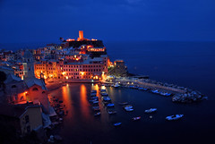 Vernazza in Cinque Terre National Park, Italy (Explore!) photo by Jeff Rose Photography