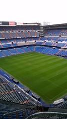 Estadio Santiago Bernabeu (Real Madrid C.F.) photo by Thomas Poots