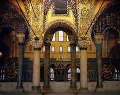 Hagia Sophia - Sancta Sophia - Aya Sofya - Ναός τῆς Ἁγίας τοῦ Θεοῦ Σοφίας - Istanbul, Turkey photo by Sir Francis Canker Photography ©