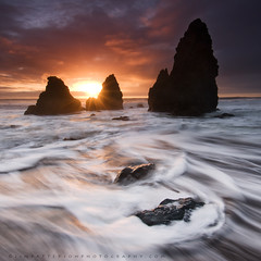 In The Moment #4 - Rodeo Beach, Marin Headlands, California photo by Jim Patterson Photography