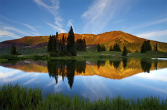 Paradise Divide - Crested Butte, Colorado photo by Will Shieh