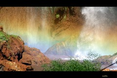 Waterfall rainbow photo by xicoleao