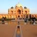The inspiration for the Taj Mahal