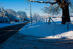 Keyingham under snow-0829