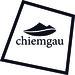 Logo Chiemgau schwarz/weiss