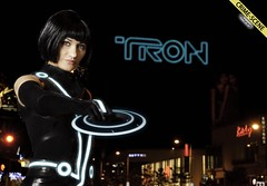 Quorra Tron Legacy photo by Annissë