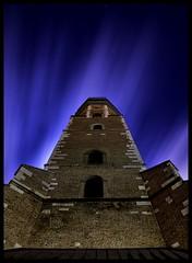 Glowing Sky (Corpus Christi Church in Krakow) photo by Boliber