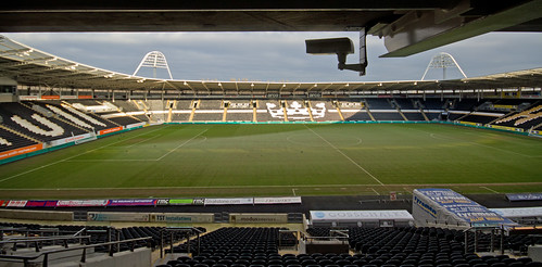 KC Stadium Pitch