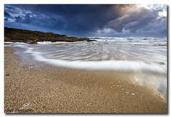 Foaming Shoreline photo by Adam Randell