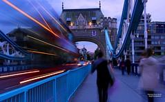 Twilight on Tower Bridge [Explored -1st July 2015] photo by Patrizia Ilaria Sechi