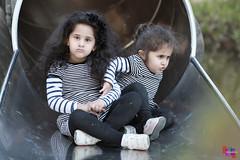 My Daughters .. :D photo by Bonmr ( Abdulaziz Al - Duwisan )