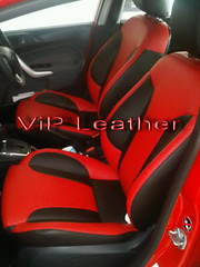 Ford Fiesta - Dual Tone photo by Jok Mobil - ViP Leather