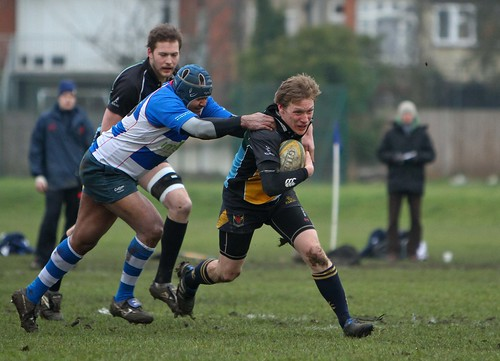 1st XV vs. Old Actonians -7
