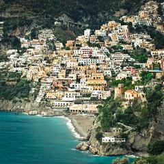 Positano, Amalfi Coast - Italy photo by luigig75