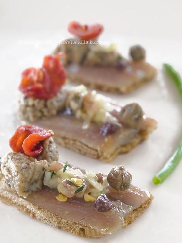 Pane, sardine e mediterraneità