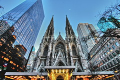 St Patrick's Cathedral - 5th Avenue photo by 1982Chris911 (Thank you 3.000.000 Times)