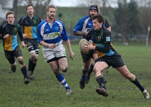 1st XV vs. Old Actonians -42
