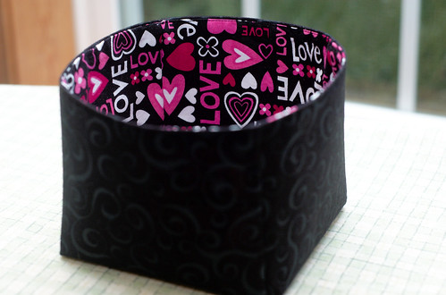 2011 Fabric Box