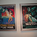 "Trip to Lucasfilm March 2011 - ""Creature From the Black Lagoon"" and ""The Horror of Dracula"" Italian posters"
