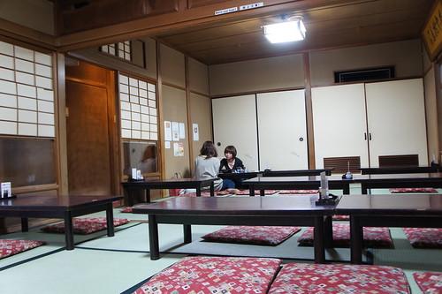 20110112 北極星 蛋包飯@大阪