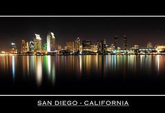 Yet another San Diego Downtown Skyline shot photo by sameermundkur