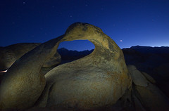 alabama hills photo by Dene' Miles