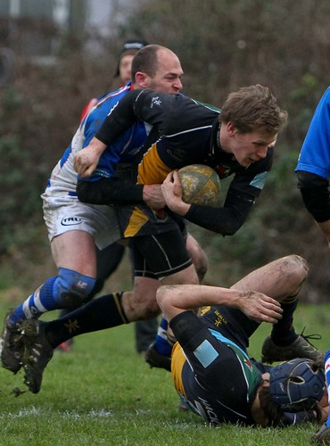 1st XV vs. Old Actonians -20