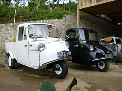Daihatsu midget,Trimobile,Bemo photo by ngulik22