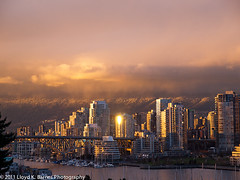 Vancouver's Beautiful Light photo by Lloyd K. Barnes Photography