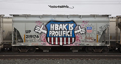 HBAK photo by FreshySnapper
