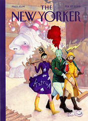 New Orleans New Yorker cover