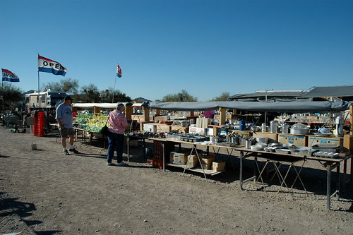 Quartzsite outdoor marketplace 1