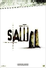 Censurado el primer póster de Saw 2