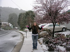 Yay...snow!