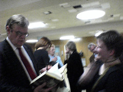 Molly and Garrison Keillor
