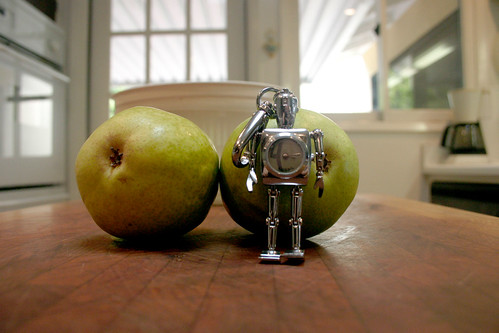 Robot Keychain Watch #2