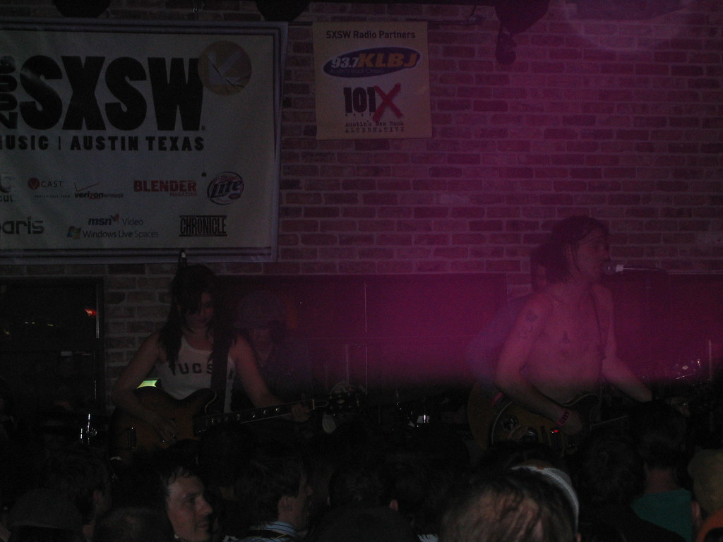 Brian Jonestown Massacre @ Bourbon Rocks (SXSW)
