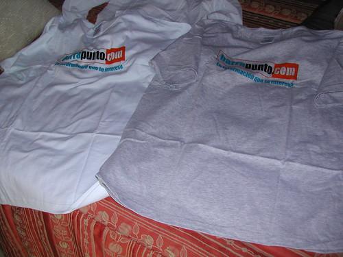 Camisetas barrapunto