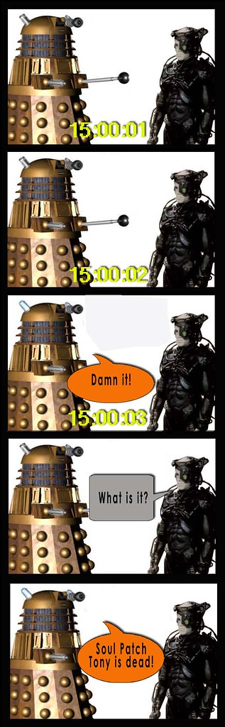Dalek and Borg 24 1