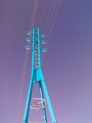 The blue Pylon - Helsinki, Finland (5)