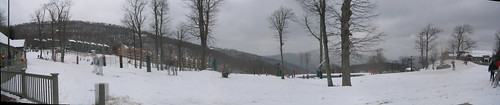Wintergreen Panorama