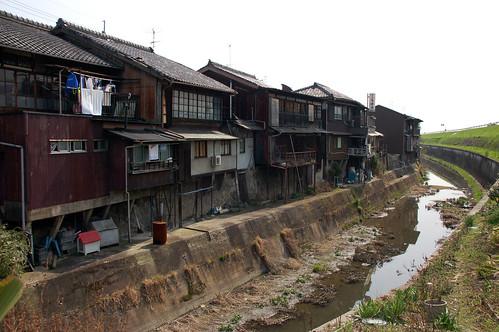 旧橋本遊郭