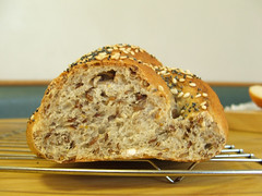 Flax Seed Crumb