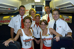 hooters air crew and girls story