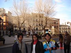 Plaza de Zocodover, Toledo, Spain